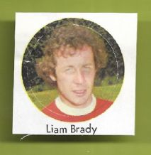 Arsenal Liam Brady (VB)